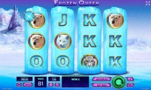 Frozen Queen Slot Game from Tom Horn