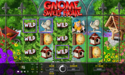 Gnome Sweet Home Rival slot game