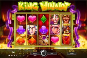 King Winalot Rival Slot Game