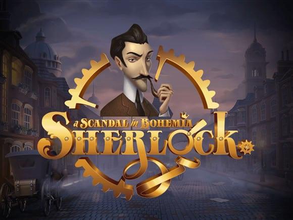 Sherlock. A Scandal in Bohemia Slot Game