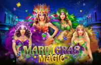 Mardi Gras Magic RTG Slot