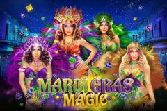 Mardi Gras Magic RTG Slot