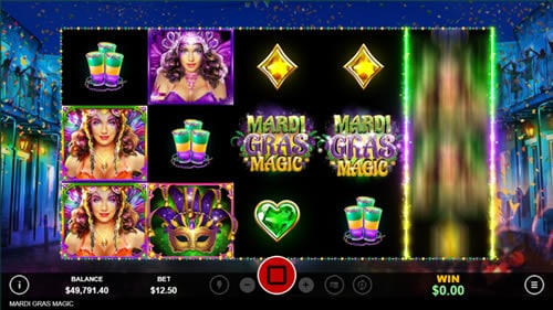 Mardi Gras Magic Screenshot