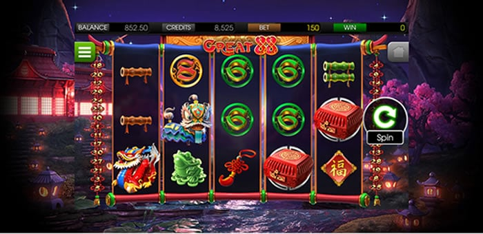 Great 88 Online Slot Review