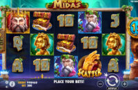 The Hand of Midas Slot Review