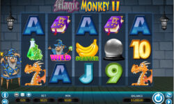 Magic Monkey II WGS Slot