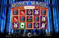 Money Magic Rival Slots Review