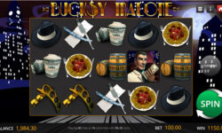 Bucksy Malone Saucify Slot Review
