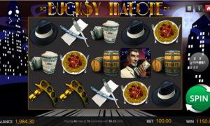 Bucksy Malone Saucify Slot Review