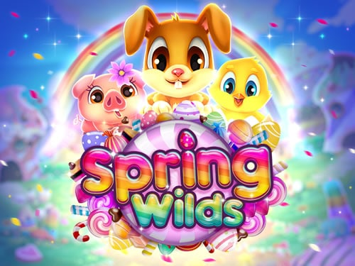Spring Wilds RTG Slot Play Free