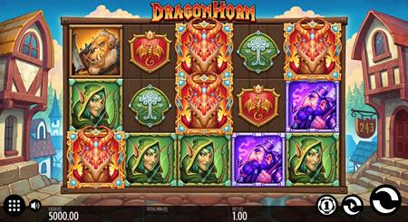 Dragon Horn Thunderkick slot