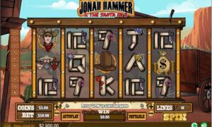 Jonah Hammer WGS Slot Review