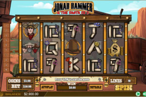 Jonah Hammer WGS Slot Review