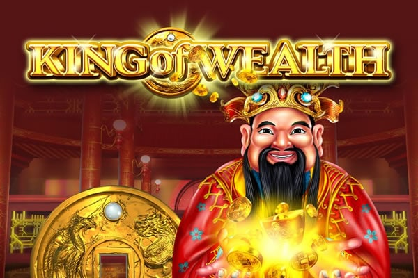 King of Wealth Video Slot Rview