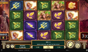 Take Olympus Betsoft Slot Review