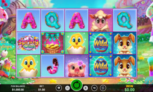 Spring Wilds RTG Slot Review