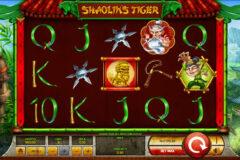 Shaolin's Tiger Online Slot
