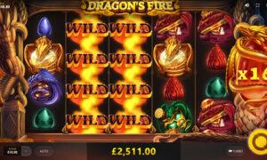 Dragon's Fire Online Slot Review