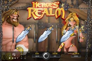 Heroes' Realm Rival slot review