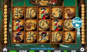 Caribbean Gold WGS Slot