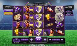 Football Fortunes RTG Slot Game