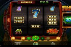 Wild Fire 7s Online Slot Game