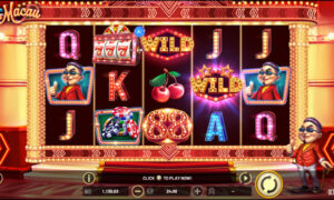 Mr. Macau Betsoft Slot