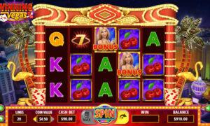Winning Vegas Slot Review