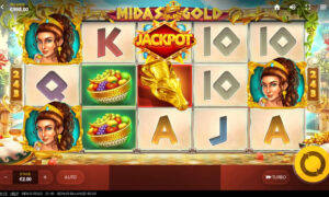 Midas Gold Slot from Red Tiger