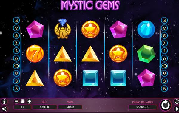 Mystic Gems by WGS