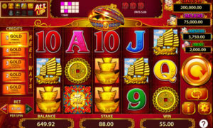 88 Fortunes Online slot by Scientific Games