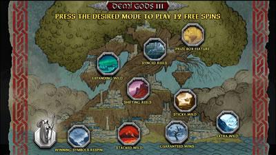 Demi Gods III Journey