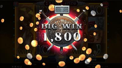 Demi Gods III Big Win