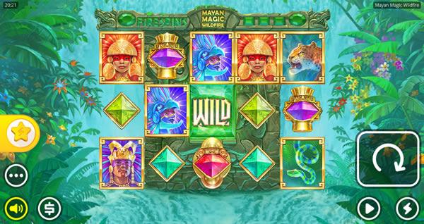 Mayan Magic Wildfire Slot by Nolimit City
