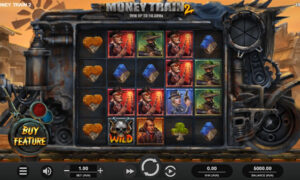 Money Train 2 Online Slot by Relax Gaming