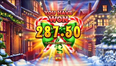 Happiest Christmas Tree Big Win