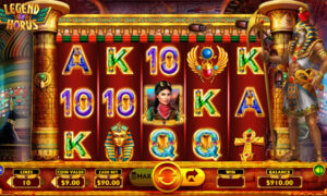 Legend of Horus Online Slot by Dragon Gaming