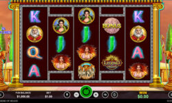 Legend of Helios Online Slot by RTG
