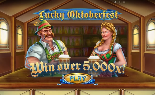 Lucky Oktoberfest Slot by Red Tiger Gaming