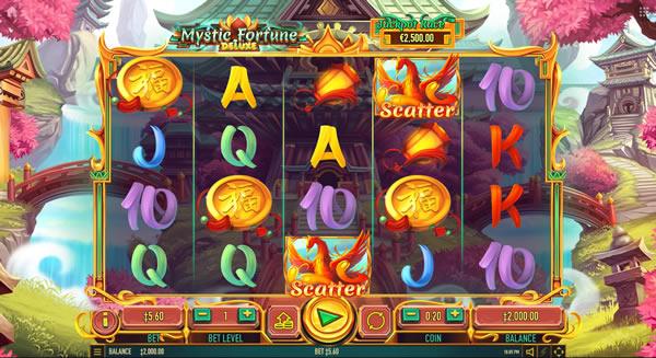 Mystic Fortune Deluxe Slot