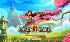 Mystic Fortune Deluxe Slot by Habanero