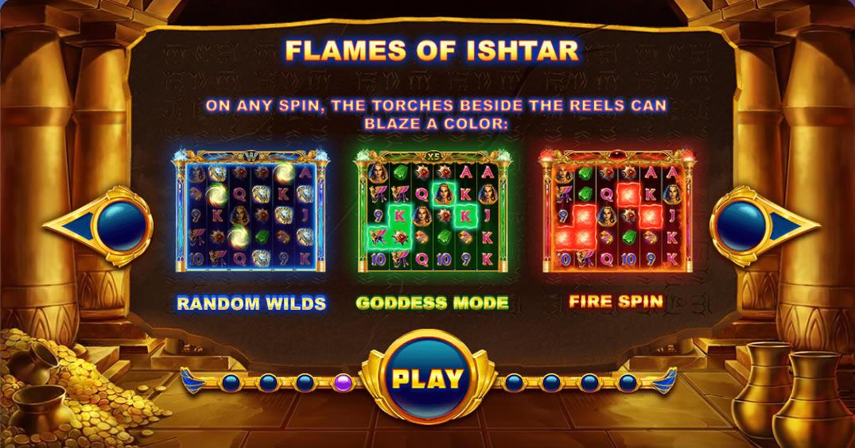 Flames of Ishtar