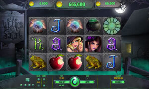 Witches of Salem Slot