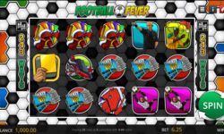 Football Fever Slot by Saucify